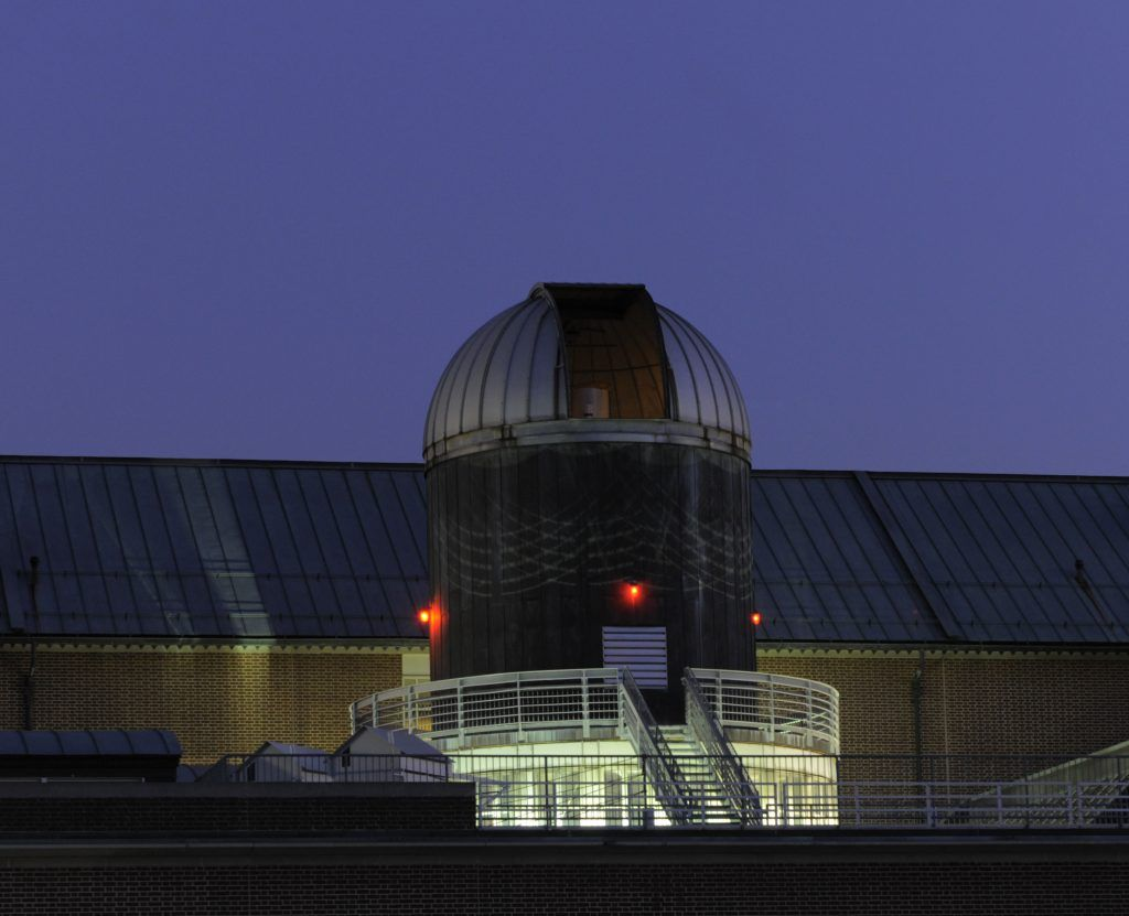 The Maryland Space Grant Observatory