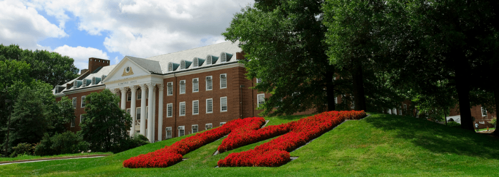 University of Maryland College Park campus image