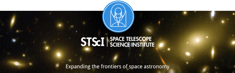 Space Telescope Science Institute banner
