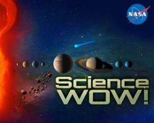 NASA Science Wow banner