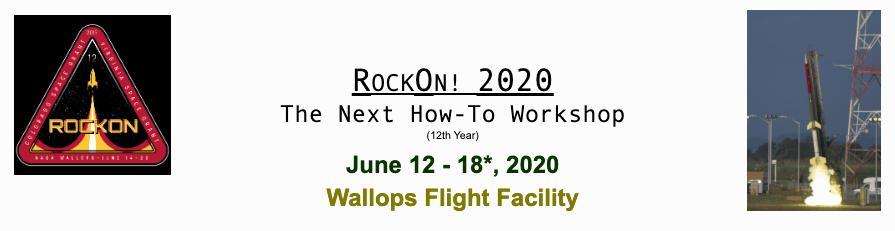 RockOn 2020 Banner